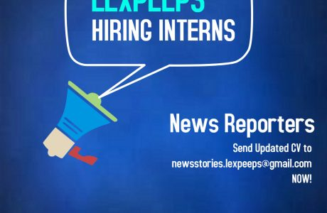 call for interns lexpeeps